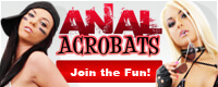 AnalAcrobats.com -  Gaping, Farting, Anal Threesome Magic