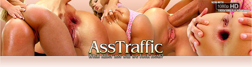 [AssTraffic] Anita Bellini Double Penetrations